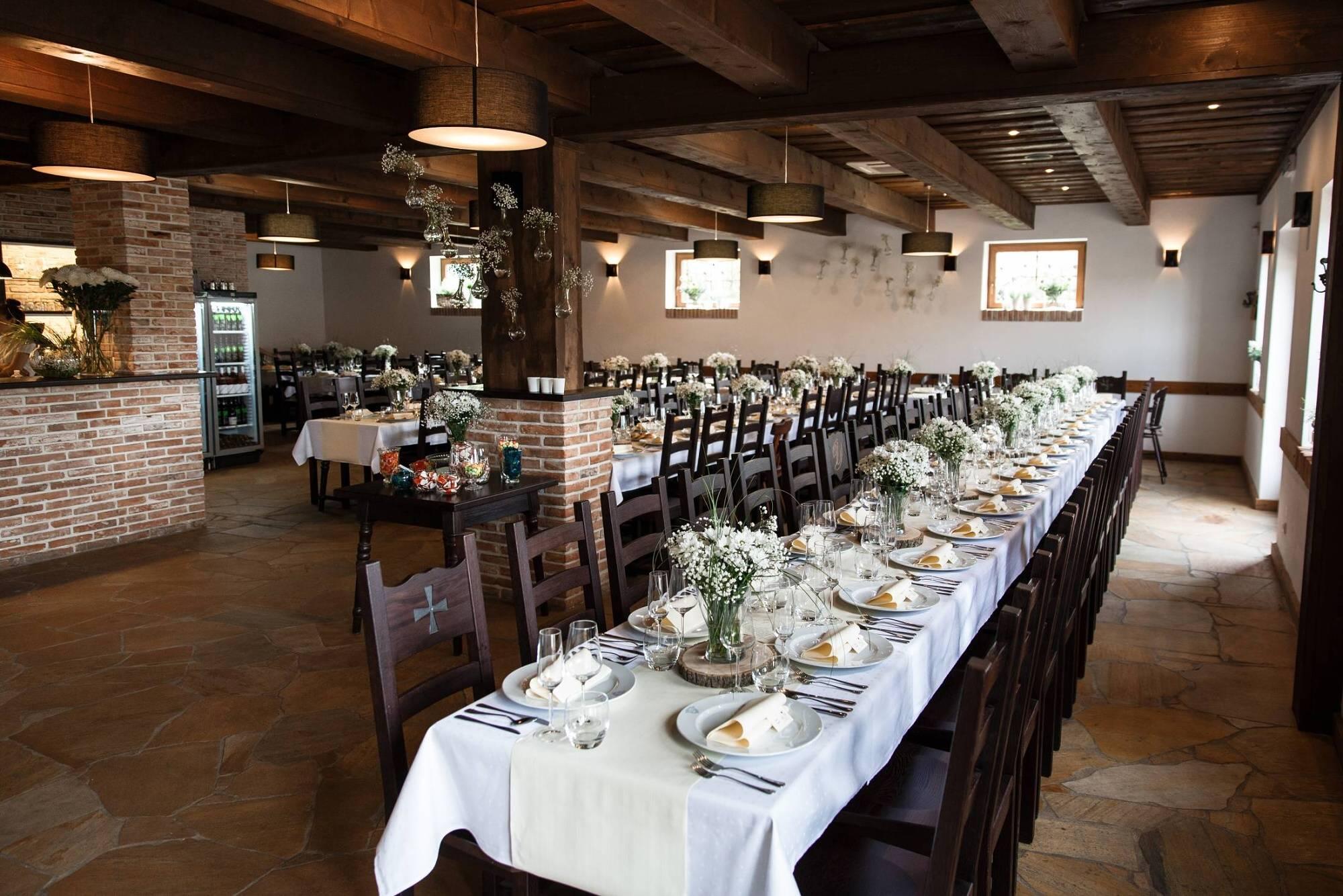 Vinařství Dobrovolný - svatby a jiné akce