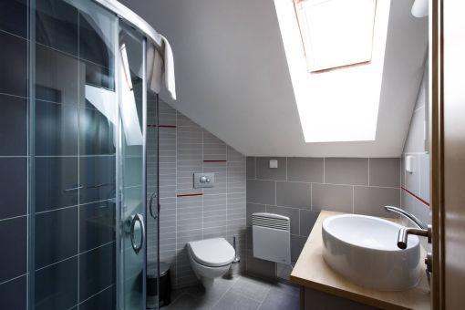Ubytování koupelna